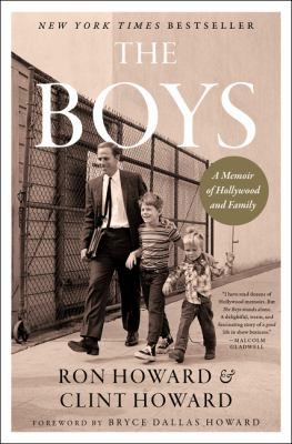 The boys : a memoir of Hollywood and family Book cover
