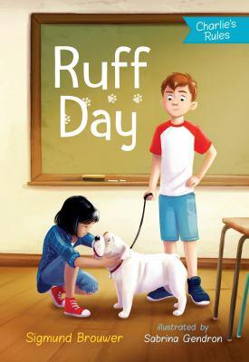 Ruff day Book cover