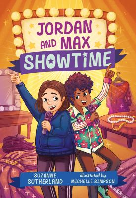 Jordan and Max, showtime Book cover