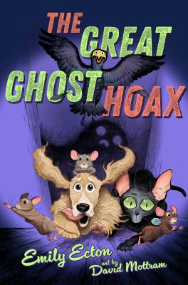 The Great Ghost Hoax Book cover