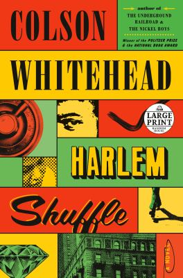 Harlem shuffle : a novel Book cover