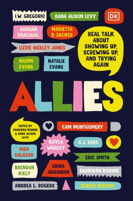 Allies : real talk about showing up, screwing up, and trying again Book cover
