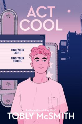 Act cool Book cover