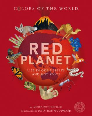 Red planet Book cover