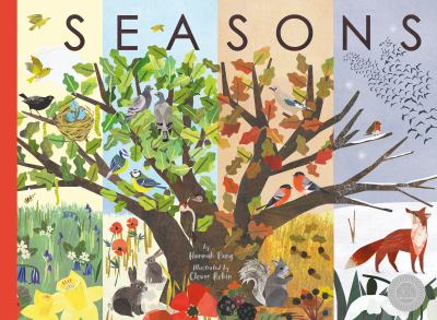 Seasons : a year in nature Book cover