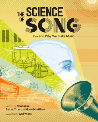 The science of song : how and why we make music Book cover