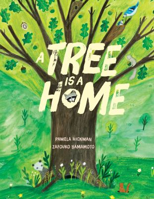 A tree is a home Book cover