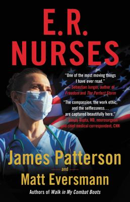 ER nurses : true stories from America's greatest unsung heroes Book cover