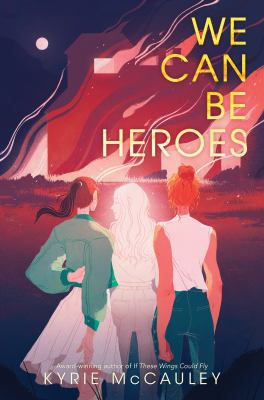 We can be heroes Book cover