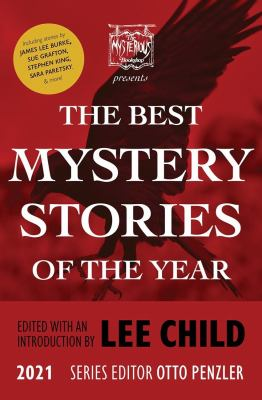 The best mystery stories of the year 2021 Book cover