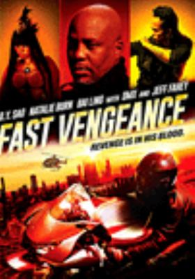 Fast vengeance Book cover