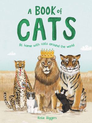 A book of cats : at home with cats around the world Book cover