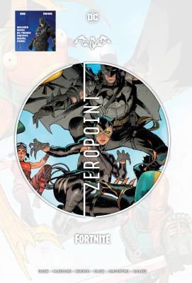 Batman/Fortnite zero point Book cover