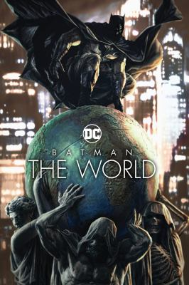 Batman the world Book cover