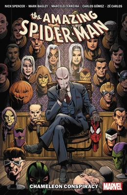 The amazing Spider-Man. 14 Chameleon conspiracy Book cover