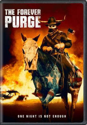The forever purge Book cover