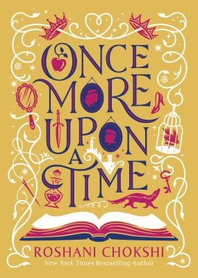 Once more upon a time Book cover