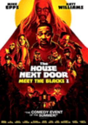 The house next door meet the Blacks 2 Book cover