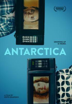 Antarctica Book cover