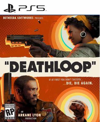 Deathloop Book cover