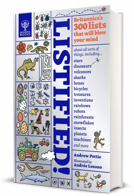 Listified! : Britannica's 300 lists that will blow your mind Book cover