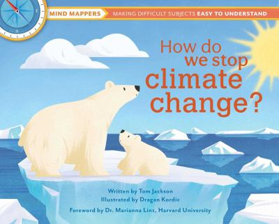 How do we stop climate change? Book cover
