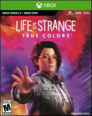 Life is strange true colors Book cover