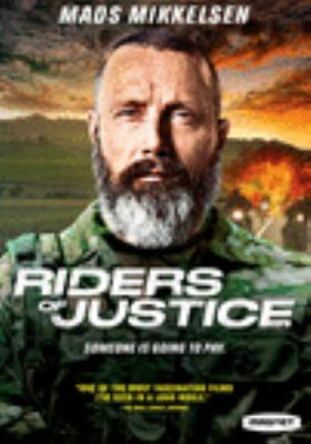 Riders of justice Book cover