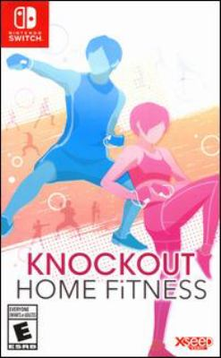 Knockout home fitness Book cover