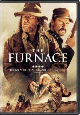 The furnace Book cover