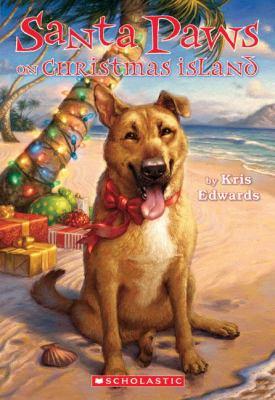 Santa Paws on Christmas Island Book cover