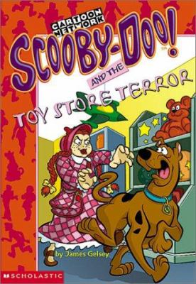 Scooby-Doo! and the toy store terror Book cover